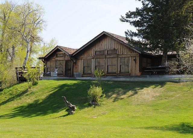 Boulder River Cabin - Image 1 - McLeod - rentals