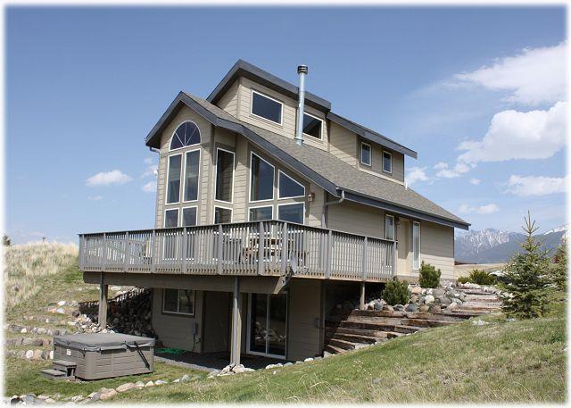 Chicory Overlook - Image 1 - Pray - rentals