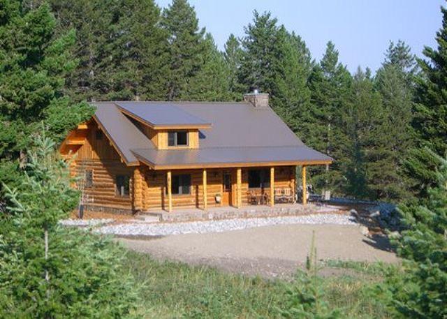 Crazy Mountain Cabin - Image 1 - Wilsall - rentals