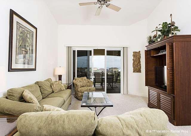 Cinnamon Beach 262 comfortably sleeps ten people! - 262 Cinnamon Beach, Penthouse, 6th Floor sleeps 10, HDTV, Wifi - Palm Coast - rentals
