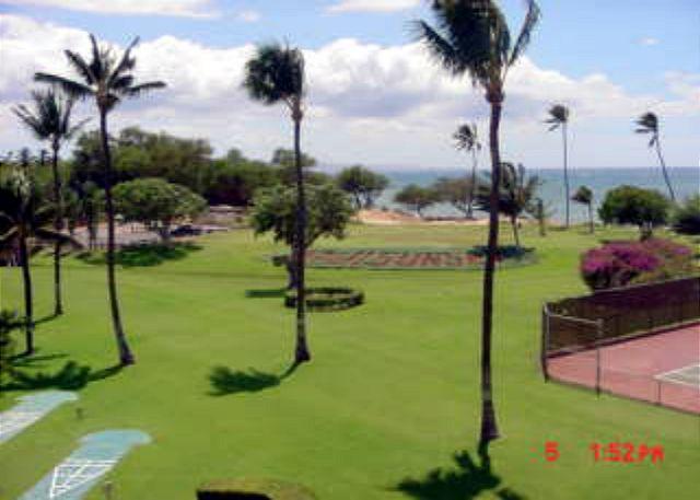 View from Lanai - Maui Sunset 321A - Kihei - rentals