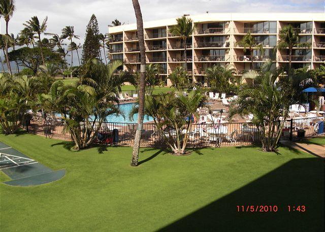 Maui Sunset 323B - Image 1 - Kihei - rentals