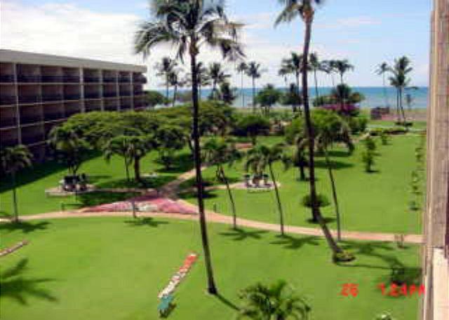 MS403A-Garden View - Maui Sunset 403A - Kihei - rentals