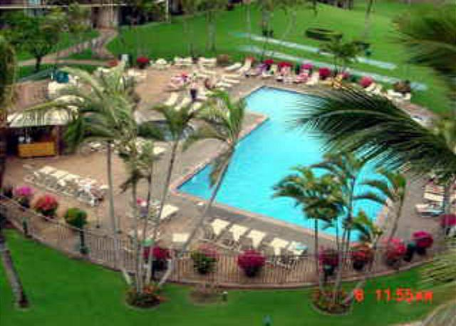 MS518A Lanai View - Maui Sunset 518A - Kihei - rentals