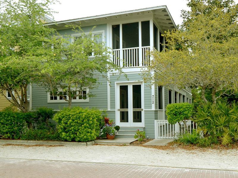 Front Exterior - Kaya - Seaside - rentals