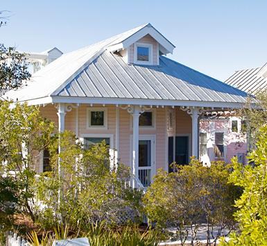 Front Exterior - Mis B'Haven Cottage - Seaside - rentals