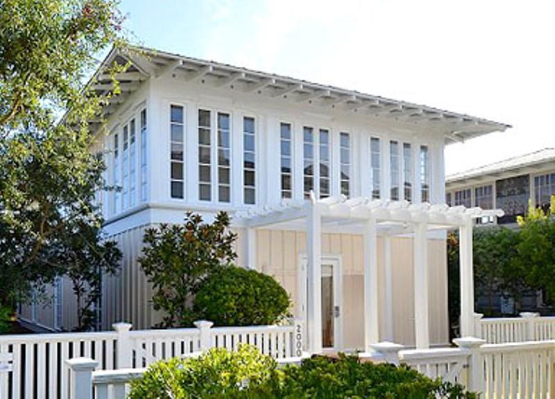Front Exterior - Sandity - Seaside - rentals