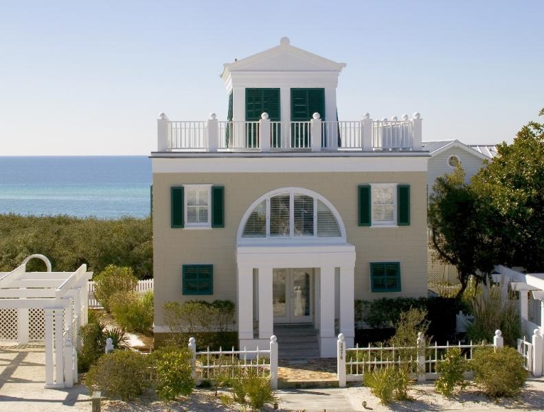 Front Exterior - Savannah Sands - Seaside - rentals