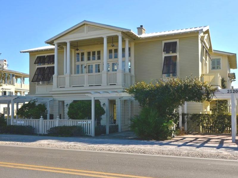 Front Exterior - Stay a Little Longer - Seaside - rentals