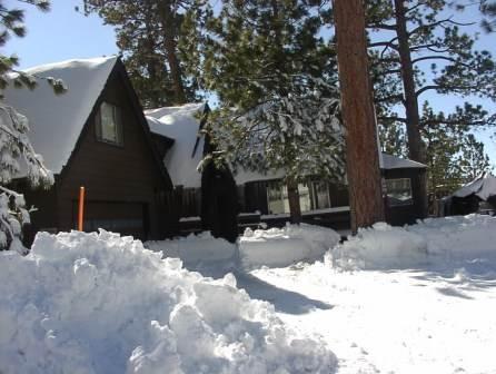 Finch Chalet  #1010 - Image 1 - Big Bear Lake - rentals