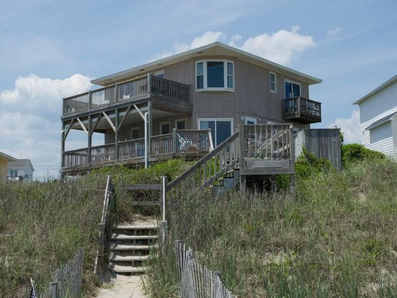 Sunswept - Image 1 - Emerald Isle - rentals