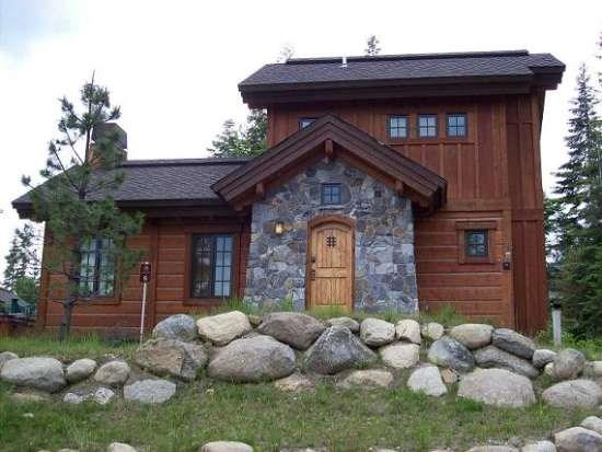 Great Valley Views - Clearwater Cottage #81 Two Bedroom, 2.5 Baths. Sleeps 6. Lakeviews. WIFI. - Tamarack Resort - rentals