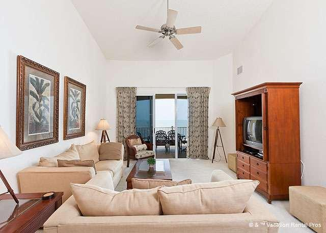 Our elegantly furnished penthouse has fine designer touches - 662 Cinnamon Beach, 6th Floor, Penthouse, Palm Coast - Palm Coast - rentals