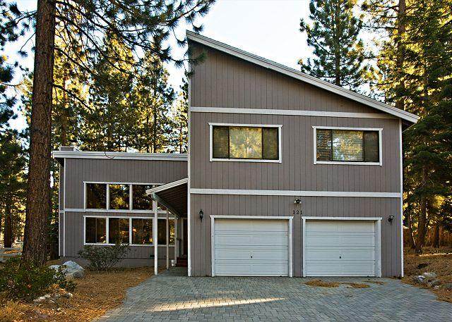 Tahoe, Meadow Home, exterior - Great family vacation home on the Nevada side of Stateline! - Stateline - rentals