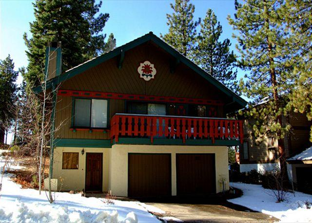 Exterior - Spacious family chalet close to Heavenly - South Lake Tahoe - rentals