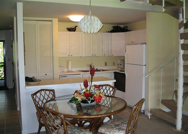 Living Room/Kitchen - Turtle Bay 044 East * - Kahuku - rentals