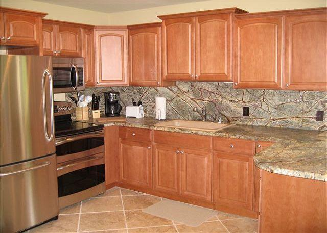Kitchen Area - Hibiscus *** Available for 30 night rentals, please call - Kahuku - rentals