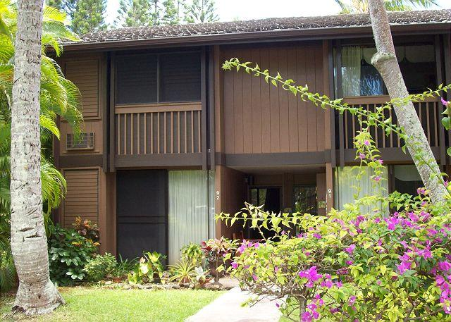 Entry to Unit - Ilima ** Available for 30 night rental, please call - Kahuku - rentals