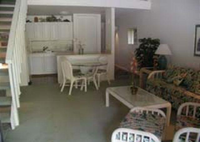 Livingroom/Kitchen - Turtle Bay 110 East ** - Kahuku - rentals