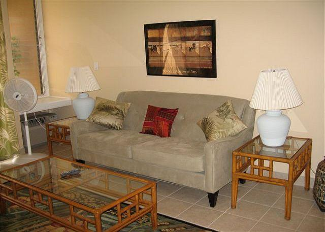 Living Room - Turtle Bay 148 West *** - Kahuku - rentals