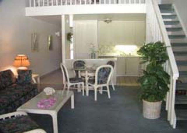 Livingroom/Kitchen - Lokelani ** Available for 2 nights, up to 30 nights or more. - Kahuku - rentals
