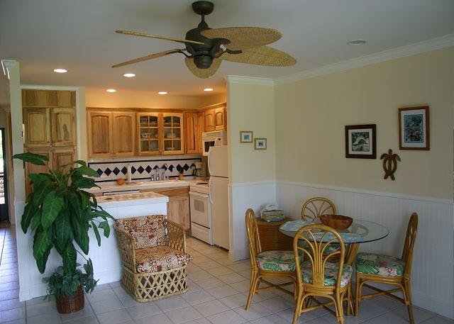 Kitchen/Dining area - Amore Palms ***  Available for 30 night  rental, please call - Kahuku - rentals