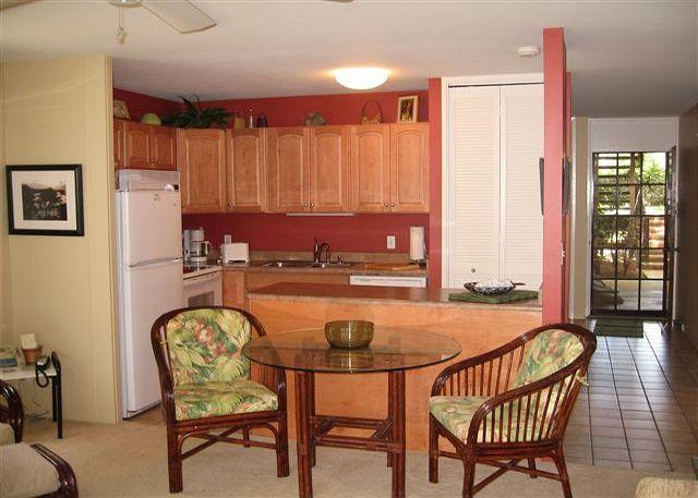 Livingroom/Kitchen - Turtle Bay 191 West **  Available for 30 day rental, please call - Kahuku - rentals