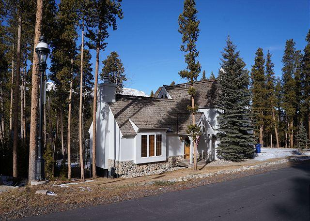 Gold Flake Chalet Private Home in Breckenridge Heights - Gold Flake Chalet Home Hot Tub Breckenridge Vacation Rentals - Breckenridge - rentals