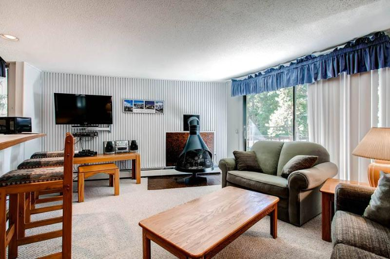 Gold Camp A47 - Walk to Lifts/Shuttle to Town - Image 1 - Breckenridge - rentals