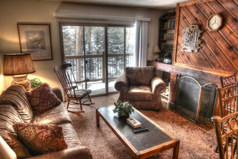 Powder Ridge 108 - Shuttle to Lifts/Walk to Town - Image 1 - Breckenridge - rentals