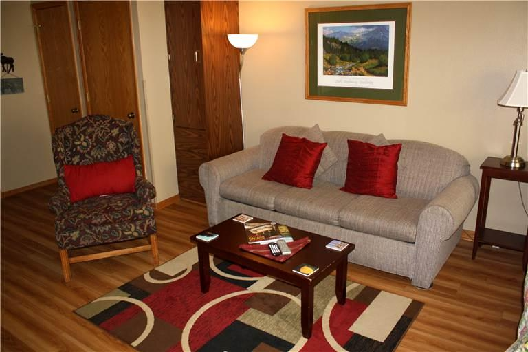 River Mountain Lodge #E-210 - Studio - Image 1 - Breckenridge - rentals