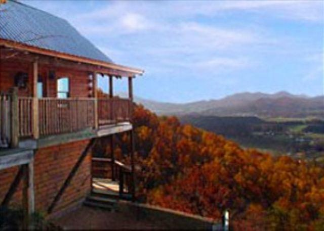 Offering Unbelievable Views of Wears Valley and Absolute Privacy to Boot! - Image 1 - Sevierville - rentals