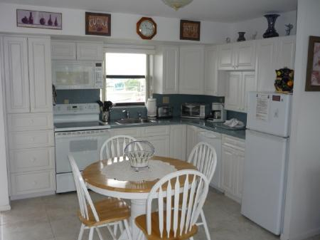Nicest New Kitchen  - Clean-Updated unit with views of the pool and the Marco River - Marco Island - rentals