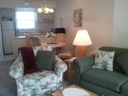 Kitchen and Dinning - Anglers Cove B304 - Marco Island - rentals