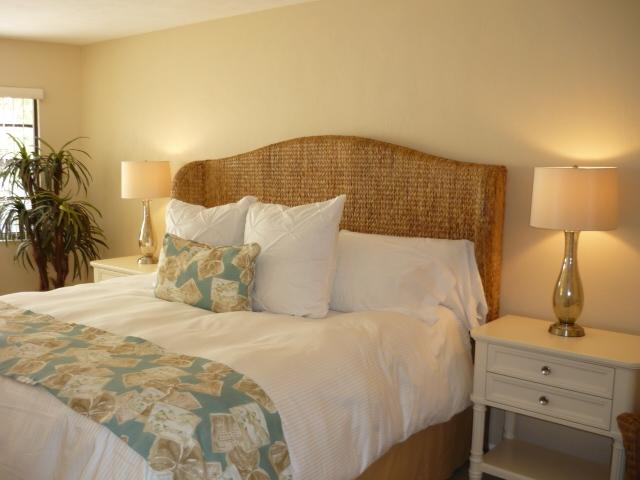 Bedroom - Chic-Stylish and Guest Ready-Tropical views from the balcony! - Marco Island - rentals