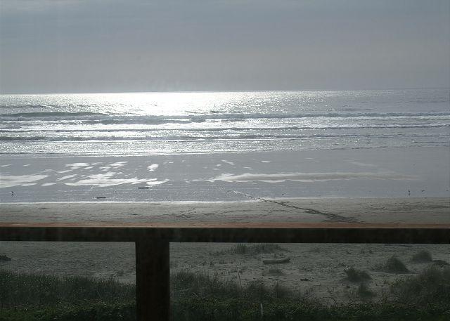 Veiw from Living Room - SALISH oceanfront in MANZANITA - Manzanita - rentals