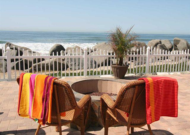 Remodeled Beach Rental, 2br/1ba, shared firepit, bbq, patio, steps to sand #1 - Image 1 - Oceanside - rentals