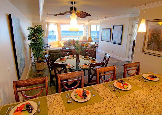 Luxury Oceantfront Condo, 5br/4ba, Spa, Huge Kitchen, P908-2 - Image 1 - Oceanside - rentals