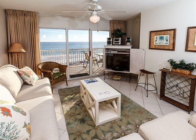 GD 412: UNIT COMPLETELY UPDATED - DECEMBER 2013 / FREE BEACH SERVICE - Image 1 - Fort Walton Beach - rentals