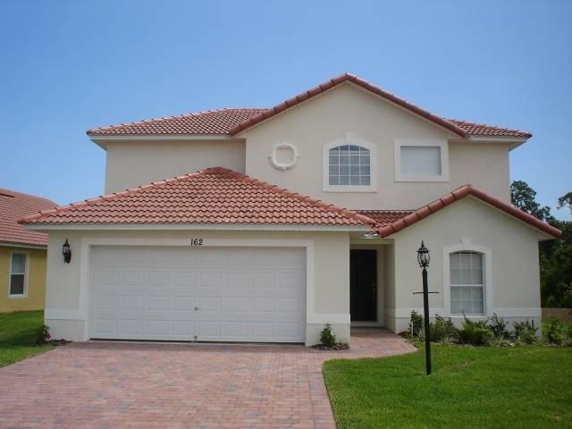 Beautiful 4BR house only 10min to Disney - HMB162 - Image 1 - Davenport - rentals