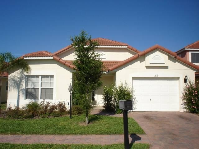 Beautiful 4BR house 10min from Disney & golf courses - RR319 - Image 1 - Davenport - rentals