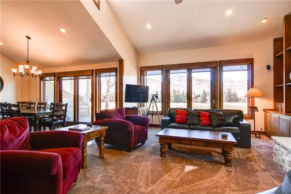 FAIRWAY VILLAGE 2919: Mountain Views! - Image 1 - Park City - rentals