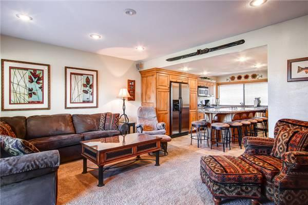 RACQUET CLUB 60: Lovely Townhome! - Image 1 - Park City - rentals