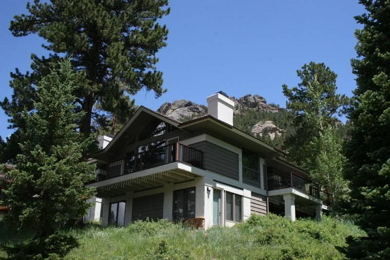 The Adams at Windcliff: Panoramic RMNP Views, Steps from Park, Wildlife - Image 1 - Estes Park - rentals