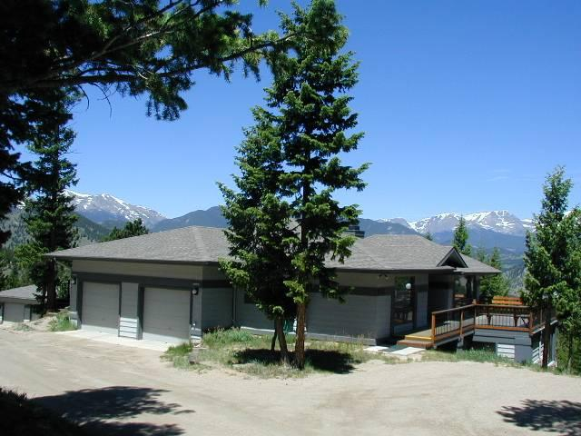 The Griffin at Windcliff: Panoramic RMNP Views, 4 Bedrooms, Borders Park - Image 1 - Estes Park - rentals