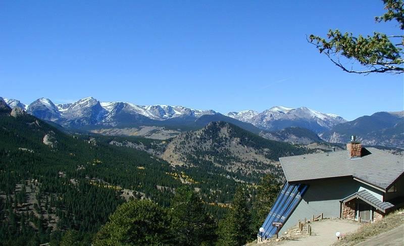 The Sponsel at Windcliff: Panoramic RMNP Views, 4 Bdrms, Hot Tub, Wildlife - Image 1 - Estes Park - rentals