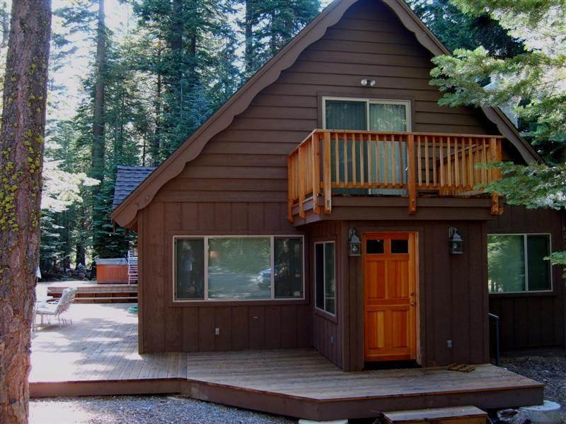 310 Lazy Bear Lodge - Image 1 - Tahoma - rentals