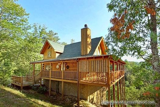 Above The Falls - Image 1 - Sevierville - rentals