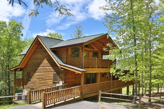 Wilderness Mountain - Image 1 - Sevierville - rentals
