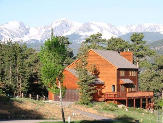 Outstanding Views From Behind Home - Above Estes - Estes Park - rentals